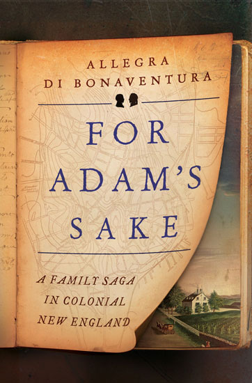 For Adam's Sake with Allegra di Bonaventura on Fieldstone Common