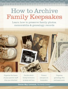 How to Archive Family Keepsakes with Denise Levenick on Fieldstone Common