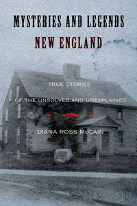 Mysteries and Legends New England with Diana Ross McCain on Fieldstone Common