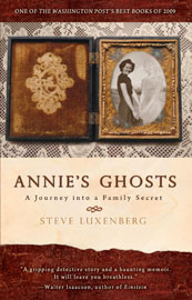 Annie's Ghosts with Steve Luxenberg on Fieldstone Common