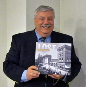 Lost Boston with Anthony Sammarco on Fieldstone Common